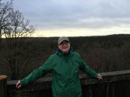 Vintervandring i sydsverige