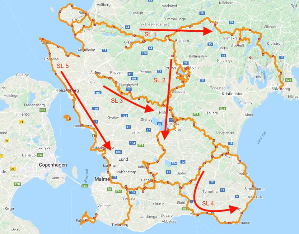 Skåneleden