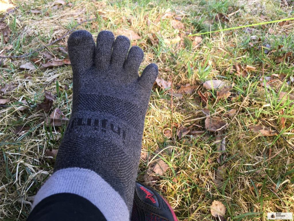 Injinji Calze Trail Midweight Fantasmini